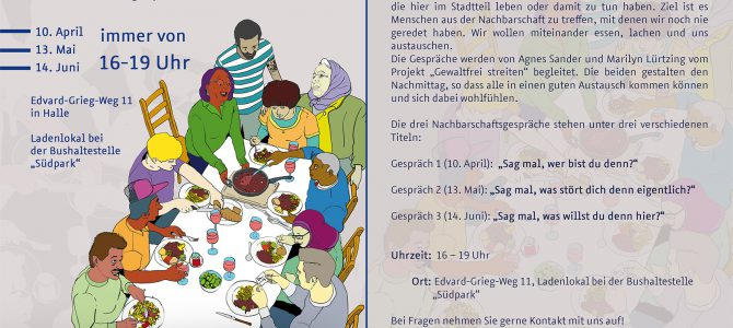 """(Deutsch) """"Sag mal, Meiner / Meine…"""""""